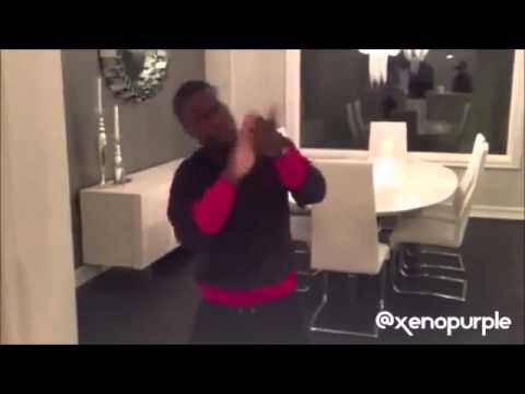 Kevin Hart Dancing To Rihanna [extended] video
