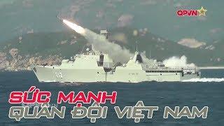 Hình ảnh ấn tượng về sức mạnh Hải quân, Không quân Việt Nam