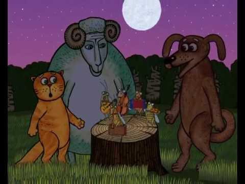 «Хуторок» трейлер мультфильма