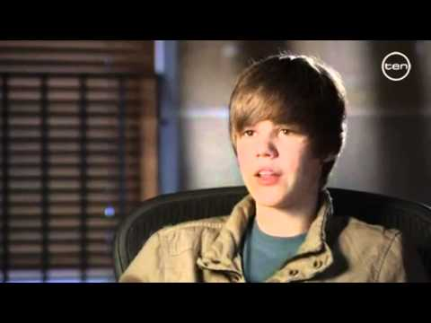EXCLUSIVE JUSTIN BIEBER INTERVIEW ABOUT PREGNANCY ALLEGATIONS