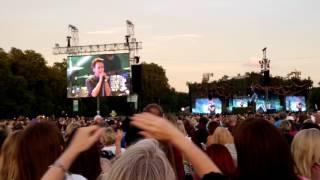 Take That - Pray at Hyde Park 2016