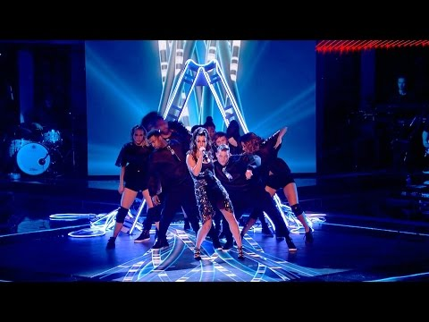 Sheena Mchugh Performs Toca's Miracle - The Voice Uk 2015: The Live Semi-final - Bbc video
