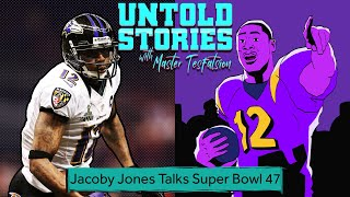 Jacoby Jones Talks Ravens' Super Bowl Run | Untold Stories