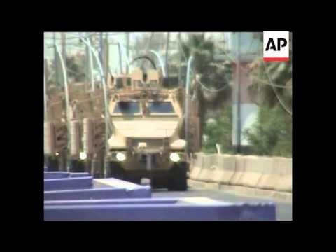 Suicide bomber attacks US foot patrol in outdoor market