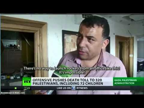 Gaza 500+ Dead   IDF Brutality   Global Protests   RT