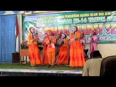 Qasidah Thalaal Badru Alaina Mapsi Sdn Sumbaga 02 Kec. Bumijawa Tingkat Kab. Tegal Th 2013 video