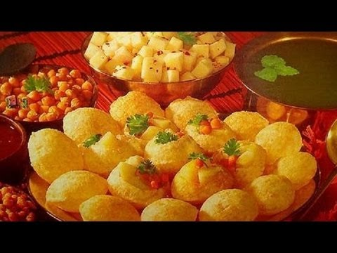 Pani Puri - Easy Recipe