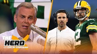 Time is working against Dak Prescott, Colin says Rodgers needs to 'do better' | NFL | THE HERD