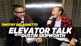 Timothy DeLaGhetto Pops His Cherry In The Elevator