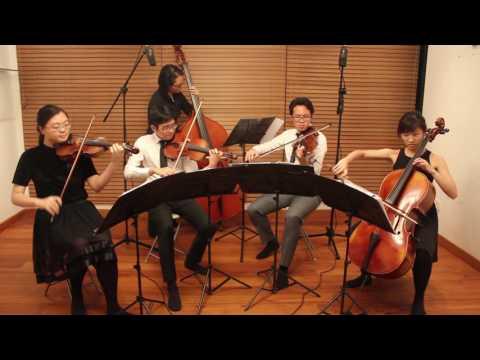 Viva La Vida - Coldplay - Arpeggione String Quartet