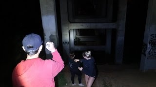 EXPLORING A HAUNTED BRIDGE!! (RISKED OUR LIVES)