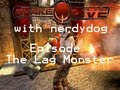 Lets Play Quake Live - Episode 1- The Lag Monster