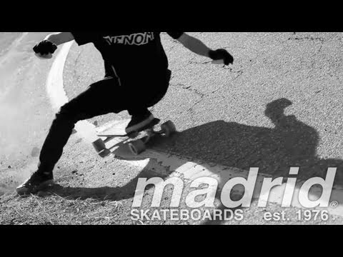 Madrid Skateboards - The Bigfoot