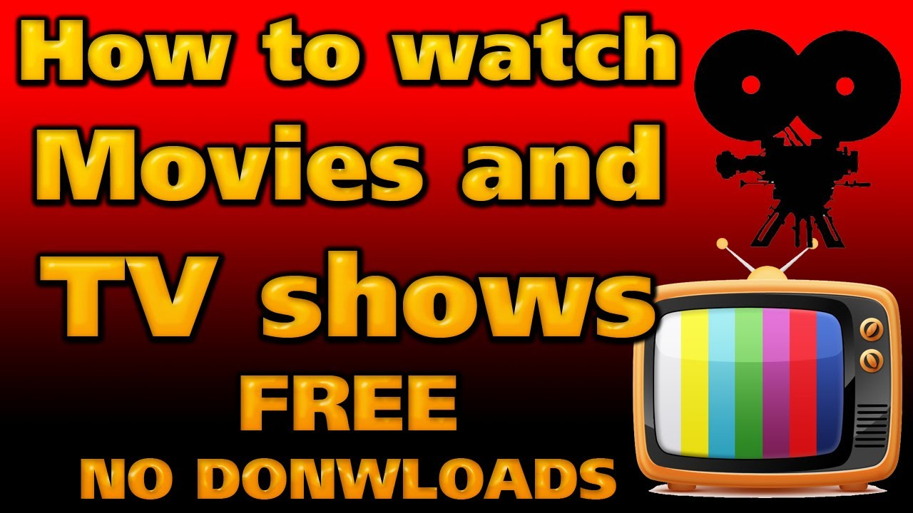 How to watch HD Movies AND TV online FREE (No downloads ...