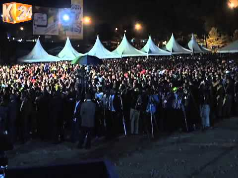 Lighting Up Kibera : Multi-Million-Shilling Project Launched,Thursday Night