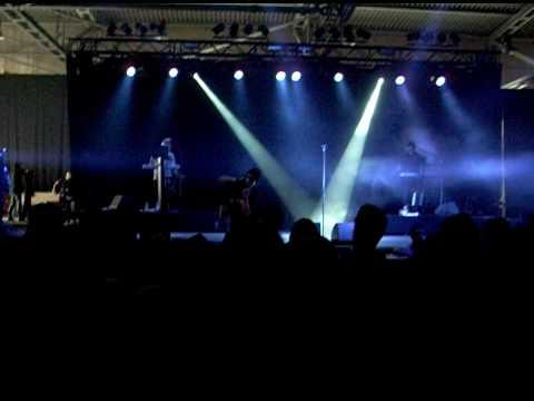 SITD Frontal vom Album Rot live Mera Luna 2009