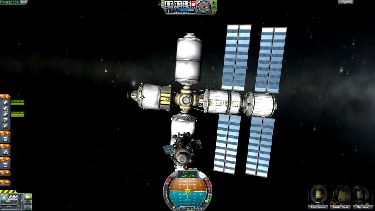 kerbal space program space station - photo #35