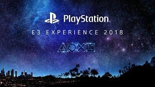 E3 2018 PlayStation Showcase | Live Reaction
