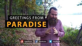 Greetings from paradise – Abdur Raheem McCarthy