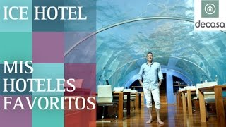 Ice Hotel Suecia (World's most amazing hotels) | Mis hoteles favoritos