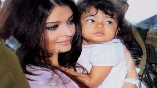 Aishwarya Rai Bachchans daughter Aaradhya Bachchan gets her own VANITY VAN!