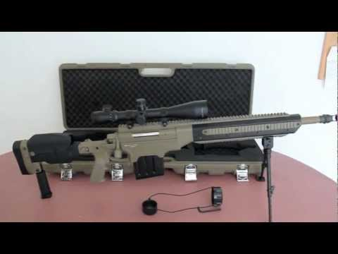 ASG Ashbury ASW338 LM Airsoft Sniper Rifle Review