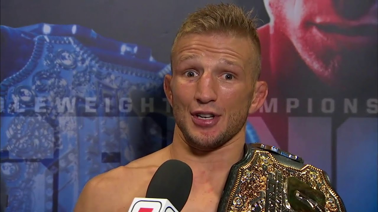 TJ Dillashaw 'slowly smelled the finish' of Cody Garbrandt at UFC 217 | ESPN