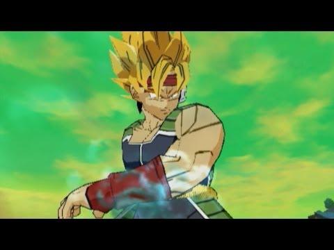 Dragon Ball Z Budokai 3 - Super Saiyan Bardock - YouTube