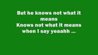 Nirvana - In Bloom (lyrics)