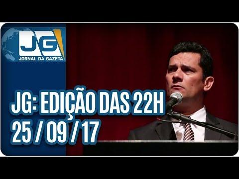 Jornal da Gazeta - Edição das 10 - 25/09/2017