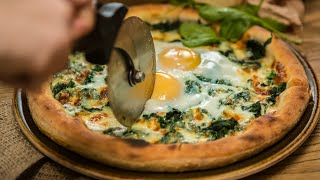 Breakfast Pizza: The 3 Best Pizza Toppings to Sink Your Teeth Into