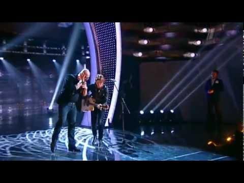 Минута славы.Мечты сбыв.(29.01.2012)-Лео и Диана Арбенина.avi