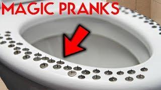Top 10 Magic Pranks best