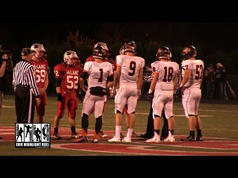 Cathedral Prep General McLane High School Football 2014 Game Highlights