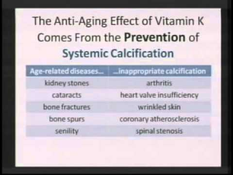 Vitamin K: New Evidence for Cancer, Heart Health, and Bone Health