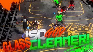 ISO GOD GLASS CLEANER TAKES OVER NBA2k20