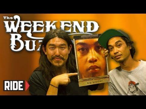 Daniel Castillo & Yoon Sul: Drive by shootings, Steve Aoki & Big Brother! Weekend Buzz #21