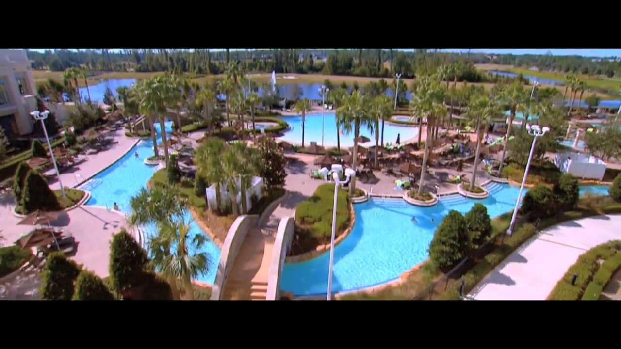 Hilton Orlando Bonnet Creek Resort Near Disney World