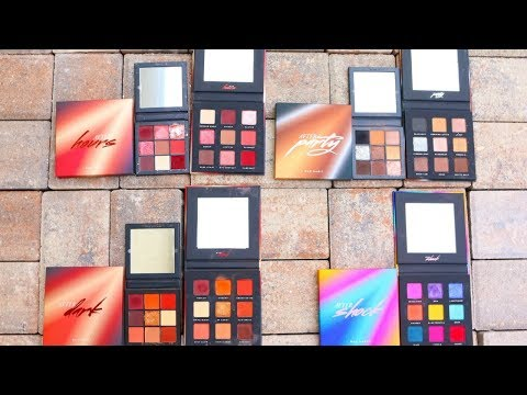 The 'After' Palette collection - Bad Habit Beauty - HUDA BEAUTY OBSESSIONS DUPES || ashleyrcoello