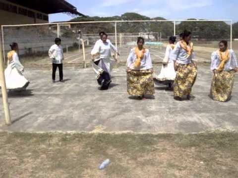 Philippine Folk Dances: La Jota Cagayana video