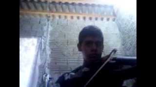 hino 15 ccb no violino