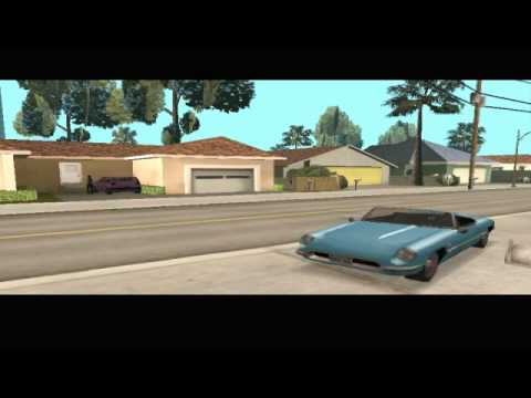 GTA San Andreas - Mission 77 Key To Her Heart