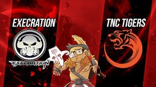 🔴LIVE : TNC Tigers vs Execration - Cast by Justincase