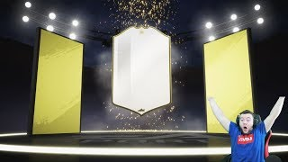 INSANE ICON IN A PACK!!! ELITE FUT CHAMPIONS REWARDS! FIFA 19 Ultimate Team