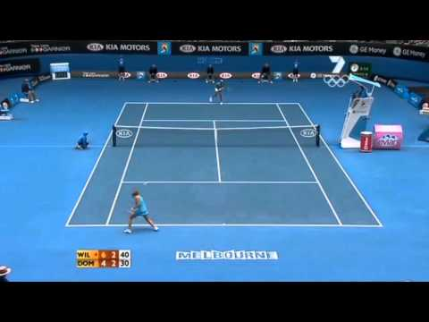Venus Williams vs Marta Domachowska | 2008 Highlights