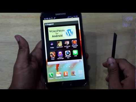 Samsung GALAXY NOTE 2 II TIPS and TRICKS. HELPS : Part 3. Review by GADGETS PORTAL