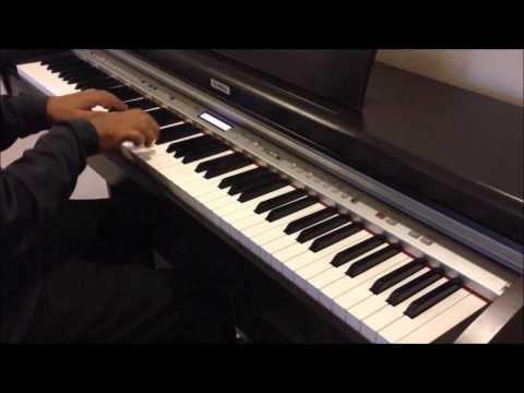 Likhe Jo Khat Tujhe Piano Cover By Nitin Urdhwareshe