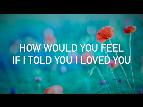 Ed Sheeran - How Would You Feel (Paean) (live Acoustic, With Lyrics)