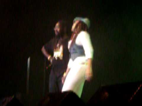 Star Power Concert 2009: Taurus Riley and Allison Hinds- Barbados