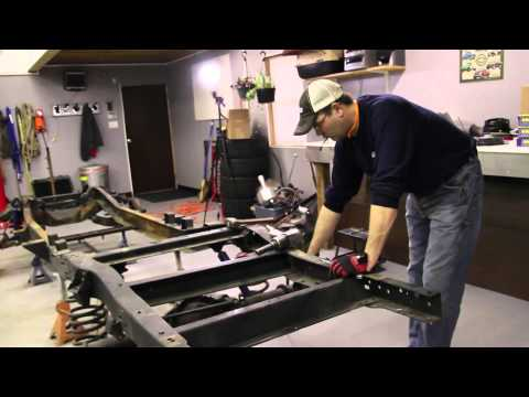 Chevy C10 - RideTech Install - Part 1 of 5 Music Videos